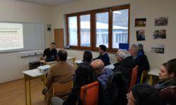 Međunarodni susret u Petrinji u sklopu projekta Agri Urban od 7. – 9. 3. 2018.