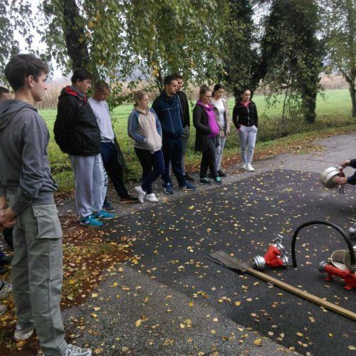 Vatrogasna zajednica općine Orle nastavlja sa osposobljavanjem vatrogasnih kadrova