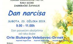 Dan narcisa – subota, 23. ožujka