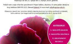 Otvorene kandidature za izbor najljepše okućnice na području općine Orle