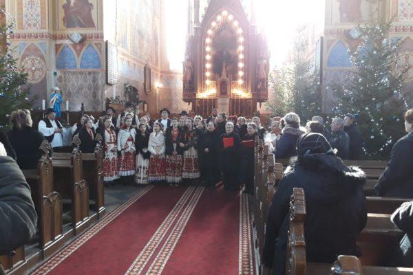 Održan je Božićni koncert u organizaciji KUD-a Slavuj Bukevje