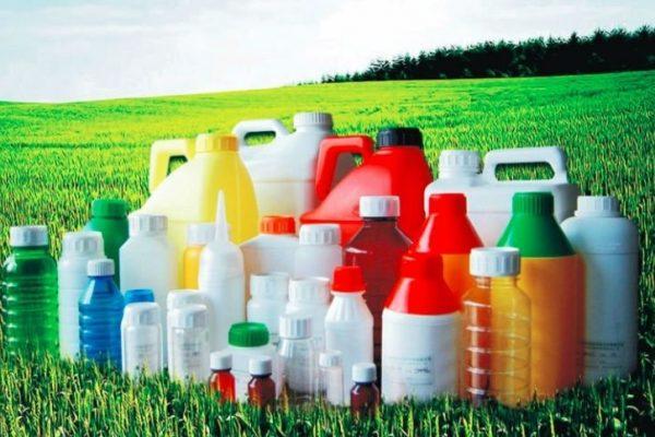 Odvoz prazne ambalaže (boca) od sredstava za zaštitu bilja
