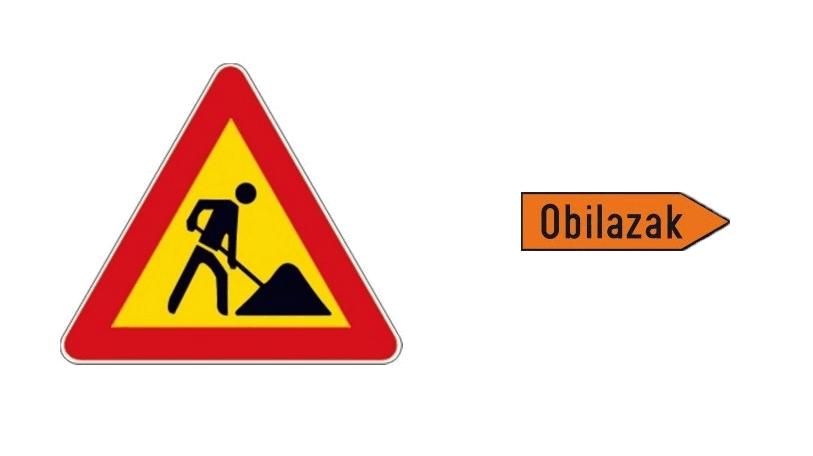 Obavijest o zatvaranju županijske ceste Donje Bukevje – Bukevje (3041)