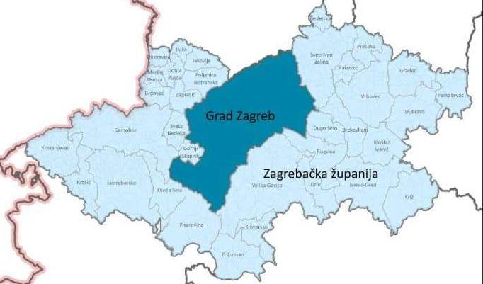 Ukidanje propusnica za Grad Zagreb i Zagrebačku županiju