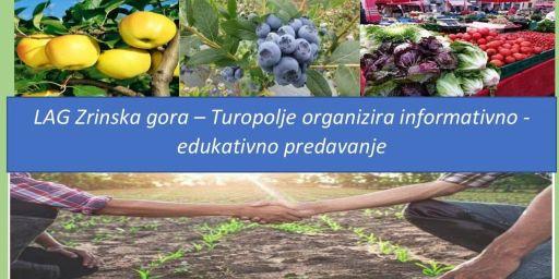Radionica za proizvođače voća i povrća te one koji to žele postati
