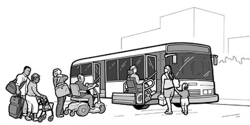 Sklopljen ugovor s ZET-om za financiranje troškova prijevoza osobama s invaliditetom